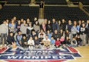 Filipino basketball fans howl for the Timberwolves