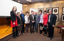 Canadian Red Cross with Lieutenant Governor honors donors for Typhoon Haiyan fund raising